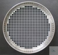 96 Artikel ähnlich wie: Analysensieb 200x50mm ISO 3310/2 Quadratloch - 4 mm Analysensieb Ø 200 mm -...
