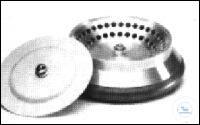 Angle rotor for 64 x 0.5 ml tubes Angle rotor for 64 x 0.5 ml tubes