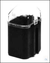 Rectangular bucket without cap for 250 ml bottles or tube racks 710…...