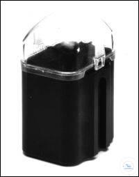 Rectangular bucket without cap for 250 ml bottles or tube racks 710…