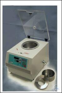 2Artículos como: Filtration Centrifuge, 230 V / 50-60 Hz Filtration Centrifuge, 230 V / 50-60 Hz