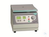 Kombination: Minizentrifuge Z 130 M, 120 V / 50-60 Hz inkl. Kombirotor für 12 x 1,5 ml (2,0 ml)...