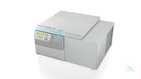 Tischkühlzentrifuge Z 446 K, 120 V / 50-60 Hz - 20 A niedrigere Drehzahl, dafür höhere Kühlleistung
