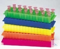 Top-Rack pink aus Polypropylen, für 80 Reaktionsgefäße 1,5/2,0 ml...