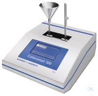 Colorímetro Coloromat 100 El coloromat 100 le permite una fácil medición de...