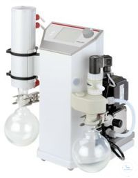 Labor-Vakuum-System LVS 110 Z  Scope of supply: - chemically resistant diaphragm pump MPC 101 Z...