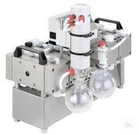 Labor-Vakuum-System LVS 1210 T ef 230V 50/60Hz   Lieferumfang: - chemiefeste Membranpumpe MPC...