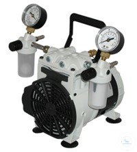 WOB-L Pump 2546, 38 l/min, 80 mbar The WOB-L® 2546 dry piston pumps is a...