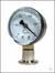 Vakuummeter mit Bourdonfeder VMF 16 Edelstahl, DN 16 KF