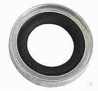KF-Außenzentrierring Al mit Viton-O-Ring DN10/16 beidseit., Typ DN 10/16 KF, A 30,2 mm, B 32 mm,