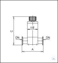 2Artikelen als: HV Through Valves with Thread Spindle, Stainless Steel Type VS 16 HSE...