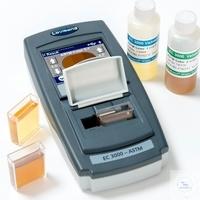 Elektronische Comparatoren, EComparator 3000 ASTM Mineralöle und Petrochemikalien    ASTM COLOR...