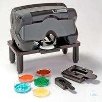 Automatische Farbmessung / Reflexion Spektralcolorimeter NC45, kontaktlos...