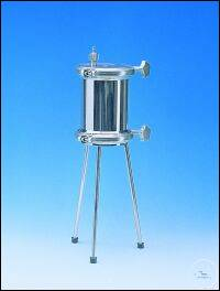 MD142/5/3 Pressure filtration apparatus, stainless steel, infusion vessel...