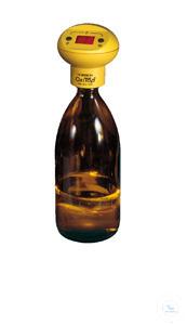 PF 600 Probeflasche Probeflasche braun, Volumen: 510 ml Mindestabnahme 3 Stück