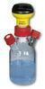 MF45/1000 Meßflasche mit 2x Anschlußstutzen Messflasche Duran 50, Volumen: 1000 ml mit 2 x...