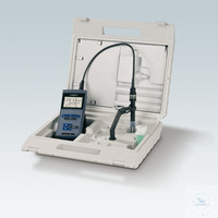 Cond 3110 SET 1 Easy-to-operate, robust conductivity meter with large...