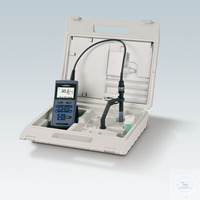 Cond 3310 SET 1 Mobile conductivity meter including data logger, set Professional, field proven...