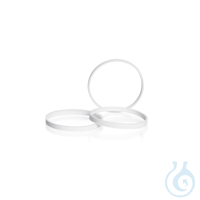 Ausgiessring, GLS 80, PTFE, für DURAN® Laborglasflaschen, natur
