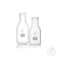DURAN® Nährbodenflasche, mit Bördelrand, 300 ml