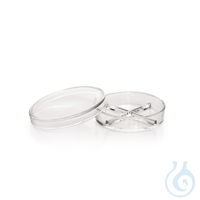 DURAN® Petri Dish pressed DURAN® Petri Dish, four-sectional, Ø100 mm Features and Benefits:...
