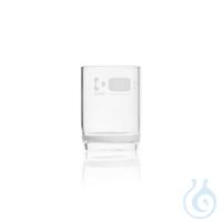 DURAN® Filtertiegel 50 ml, POR. 3