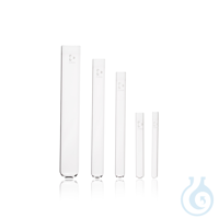 DURAN® Test Tube, with beaded rim or straight rim DURAN® Test Tube, straight rim, 9 mL, 13 x 100...