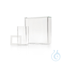 DURAN® Museum Jar, with ground glass plate DURAN® Museum Jar, 150 x 150 x 50 mm Features and...