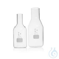 DURAN® Nährbodenflasche, Rand gerade, 1000 ml