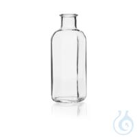 DURAN® Vierkantflasche, nach Breed-Demeter, 180 ml