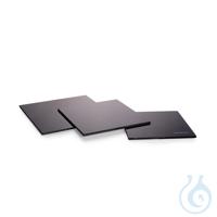 Glass Ceramic Laboratory Protection Plate Glass Ceramic Laboratory protection Plate, 155 x 155 mm...
