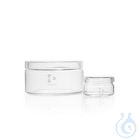 DURAN® Jar with shoulder, with lid DURAN® Jar, with shoulder and lid, Ø 60 x 35 mm Features and...