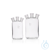 4Artikelen als: DURAN® woulffse flessen met 3 halzen NS 19/26, vacuümbestendig, 500 ml DURAN®...