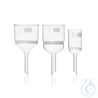 DURAN® Filternutsche 500 ml, 25 D, Por.1