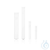 Fiolax® Borosilicate Test Tube, with beaded rim Fiolax® Borosilicate Test Tube, 35 mL, 18 x 180...