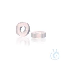 Juntas de silicona sin recubrimiento de PTFE, 12 x 6 mm, GL 14 Juntas de...