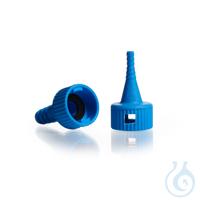 KECK Olivas, KA con junta EPDM 16 mm, Oliva 9 mm, azul obscura, KECK ART.-NR....