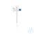 3Artikelen als: DURAN® scheitrechterkranen met korte trechtervormige aanzet, compleet met...