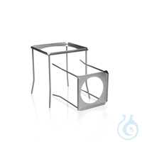 Square Quadrupod, for glass ceramic laboratory protection plate Square Quadrupod, for plate 175 x...