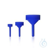 Trichter für Filtrieraufsatz aus PP, Gewindegr. 28 ml, d = 10 mm