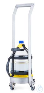 DURAN® Sistema Handle botella GL 45 10,0L PP amarillo Completo DURAN® Sistema...