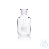 DURAN® Enghals-Standflasche, NS 14/15, klar, ohne Stopfen, 50 ml