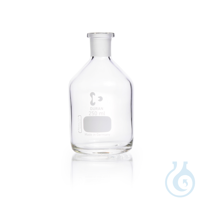 DURAN® Enghals-Standflasche, NS 19/26, klar, ohne Stopfen, 250 ml