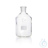 DURAN® Enghals-Standflasche, NS 29/32, klar, ohne Stopfen, 1000 ml