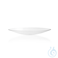 DURAN® Watch Glass Dish, fused rim DURAN® Watch Glass Dish, Ø 250 mm Features and Benefits:...