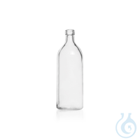 DURAN® Rolled Flange Bottle without closure DURAN® Rolled Flange Bottle, without closure, 500 mL...