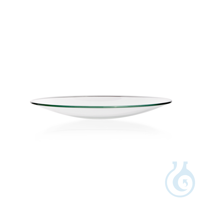 Watch Glass Dish made from soda-lime glass, fused rim Watch Glass Dish, soda-lime glass, Ø 125 mm...