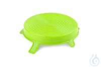 Tapa de silicona, DURAN®, tamaño XXL, verde Tapa de silicona, DURAN®, tamaño...
