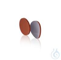 Juntas de tapa de alta temperatur de VMQ revestida con PTFE DURAN® GL 45...
