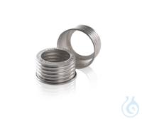 DURAN® tapas rosca de aluminio GL 45, plateado, Orificio 34 mm DURAN® tapas...